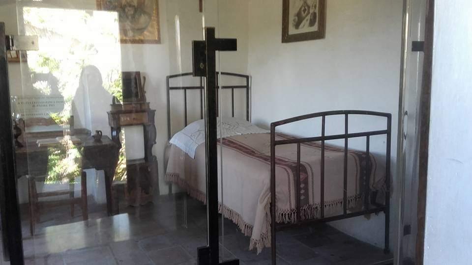 Il museo di Padre Pio