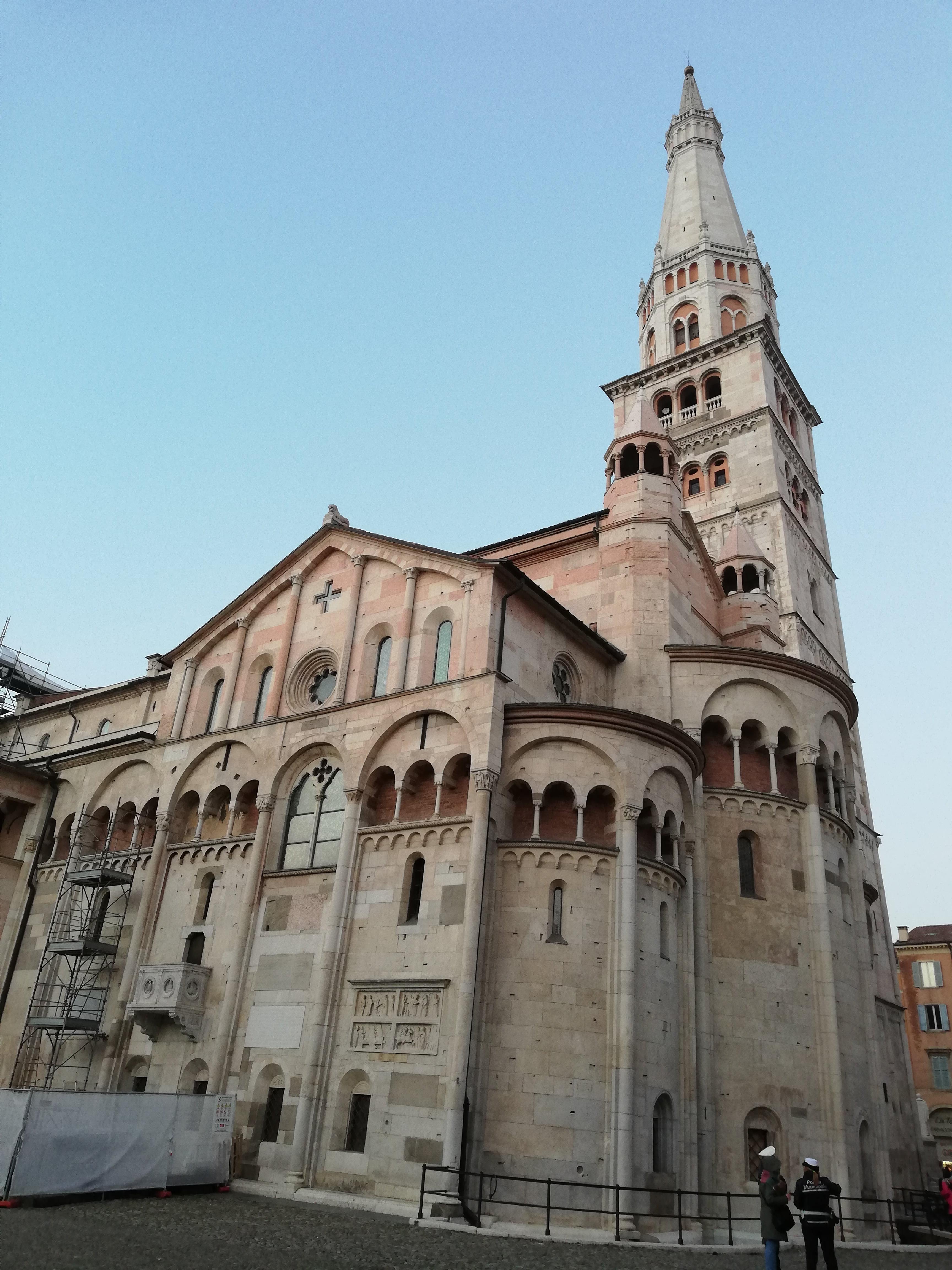 Modena cosa vedere in un giorno, IL DUOMO