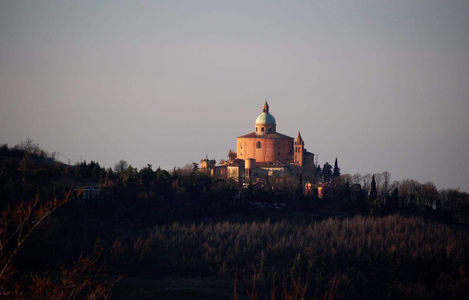 i segreti di Bologna, San Luca