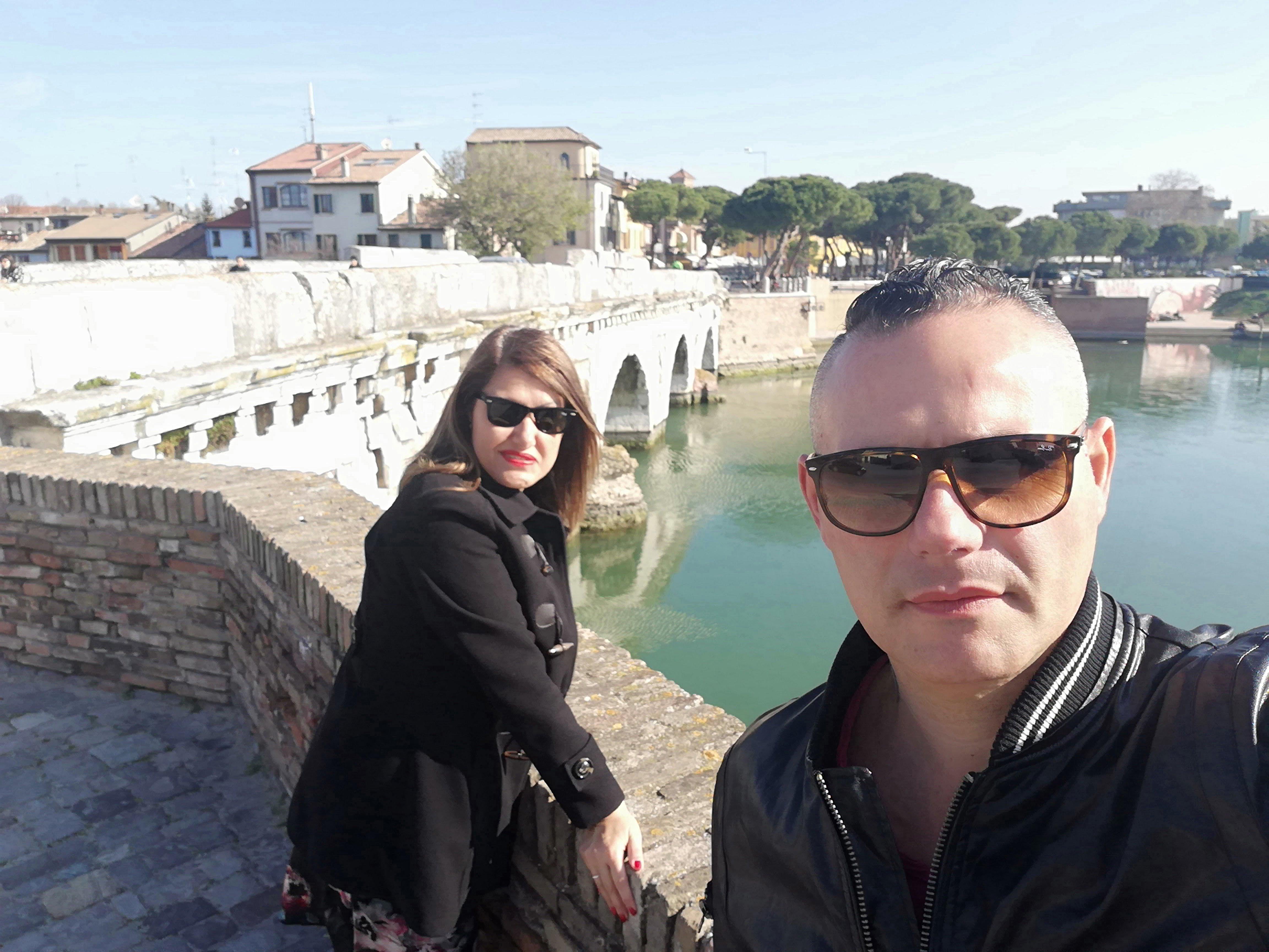 cosa vedere a rimini, Ponte di Tiberio