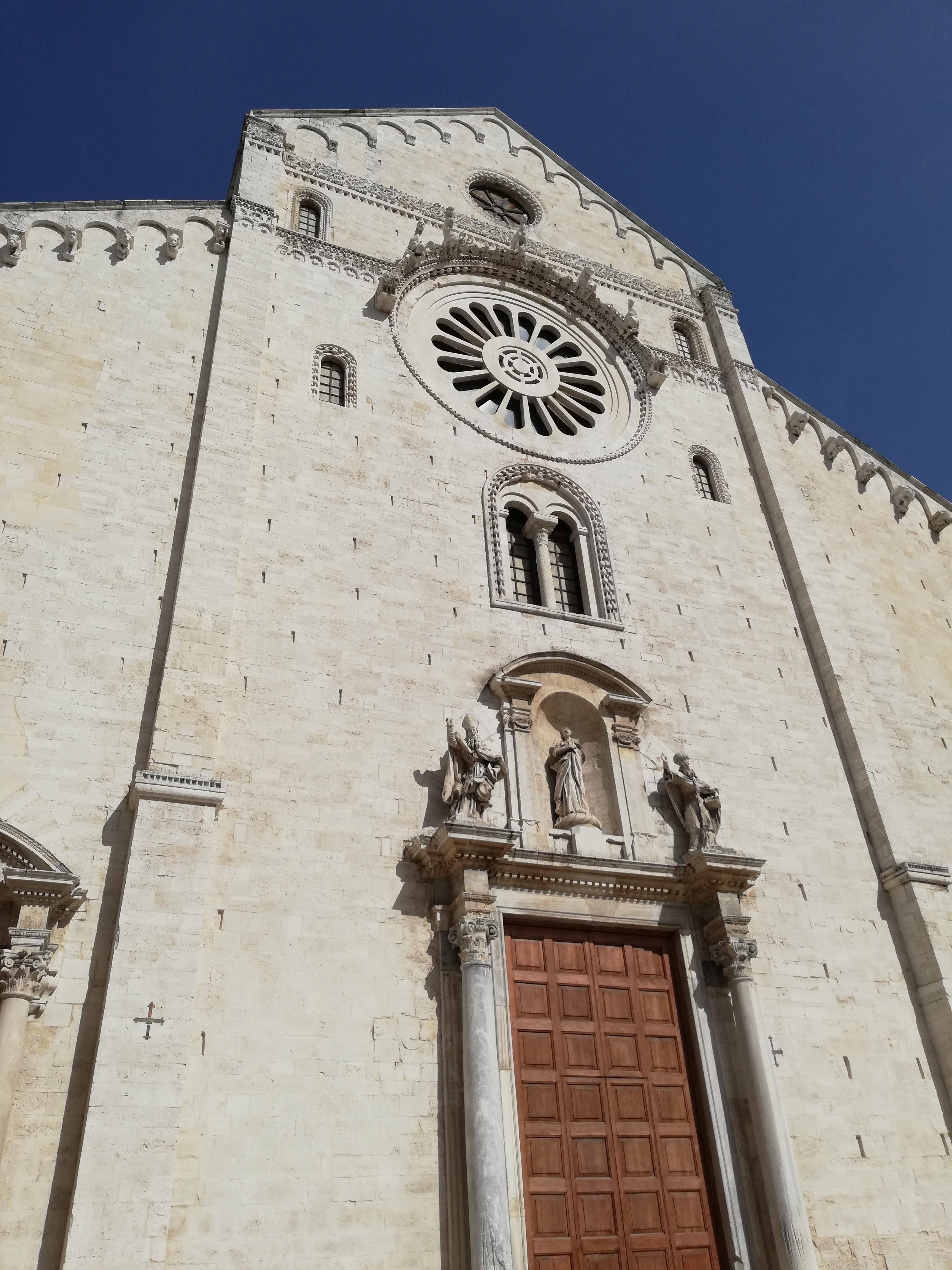 COSA VEDERE A BARI, la cattedrale di San Sabino