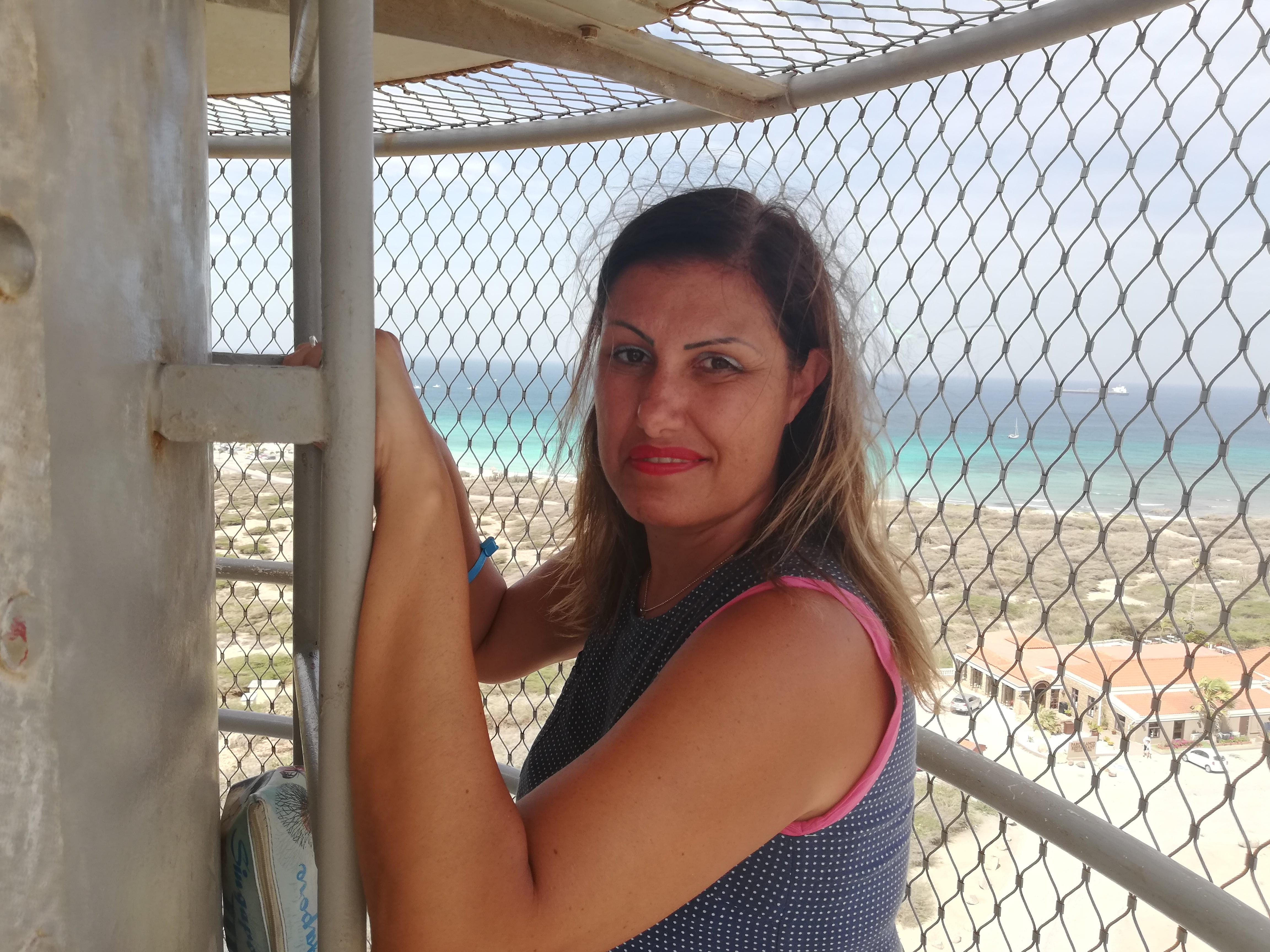 COSA FARE AD ARUBA: CALIFORNIA LIGHTHOUSE
