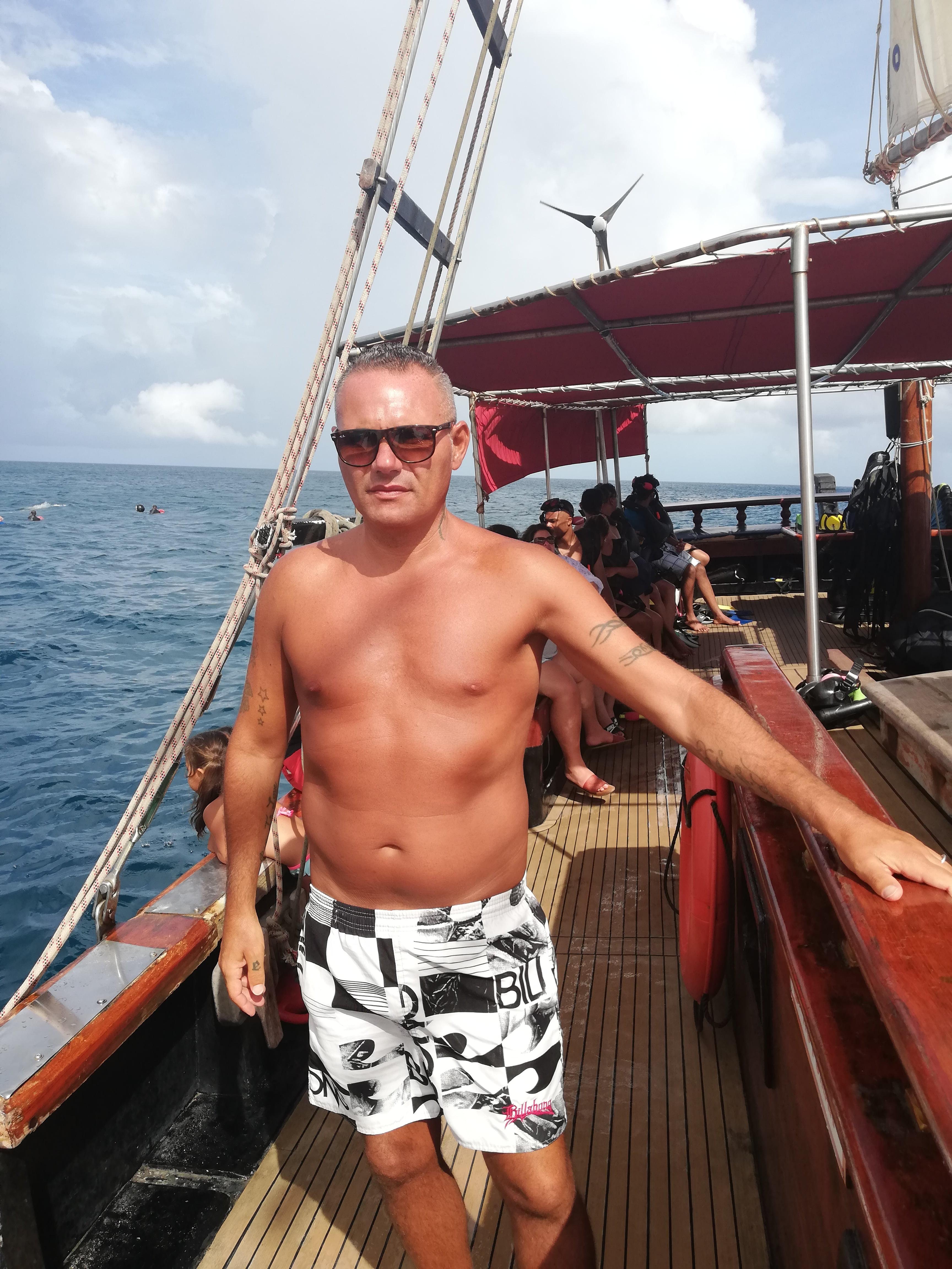 escursioni ad aruba, jolly pirates