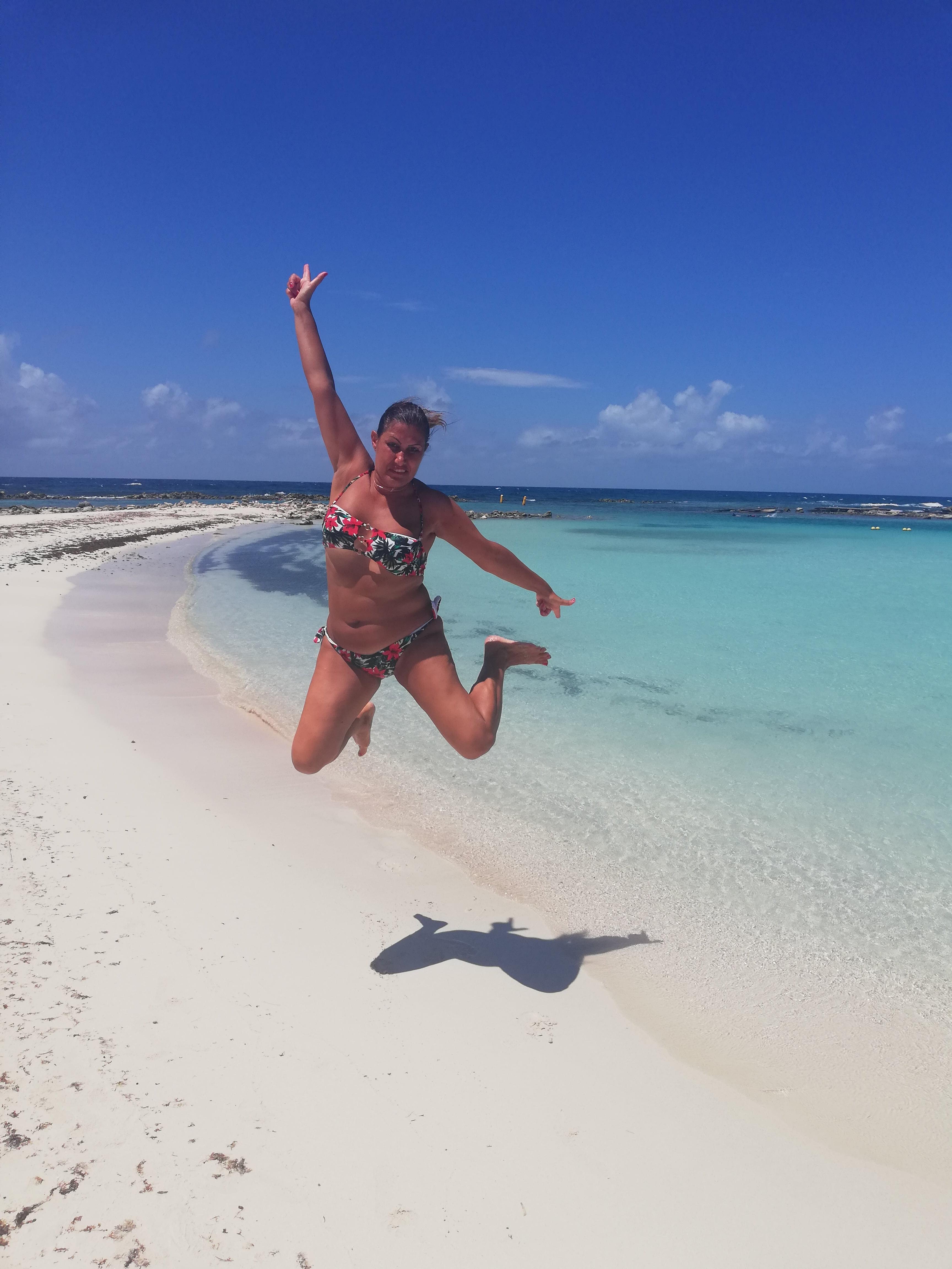 SPIAGGE DI ARUBA, UN SALTO A BABY BEACH