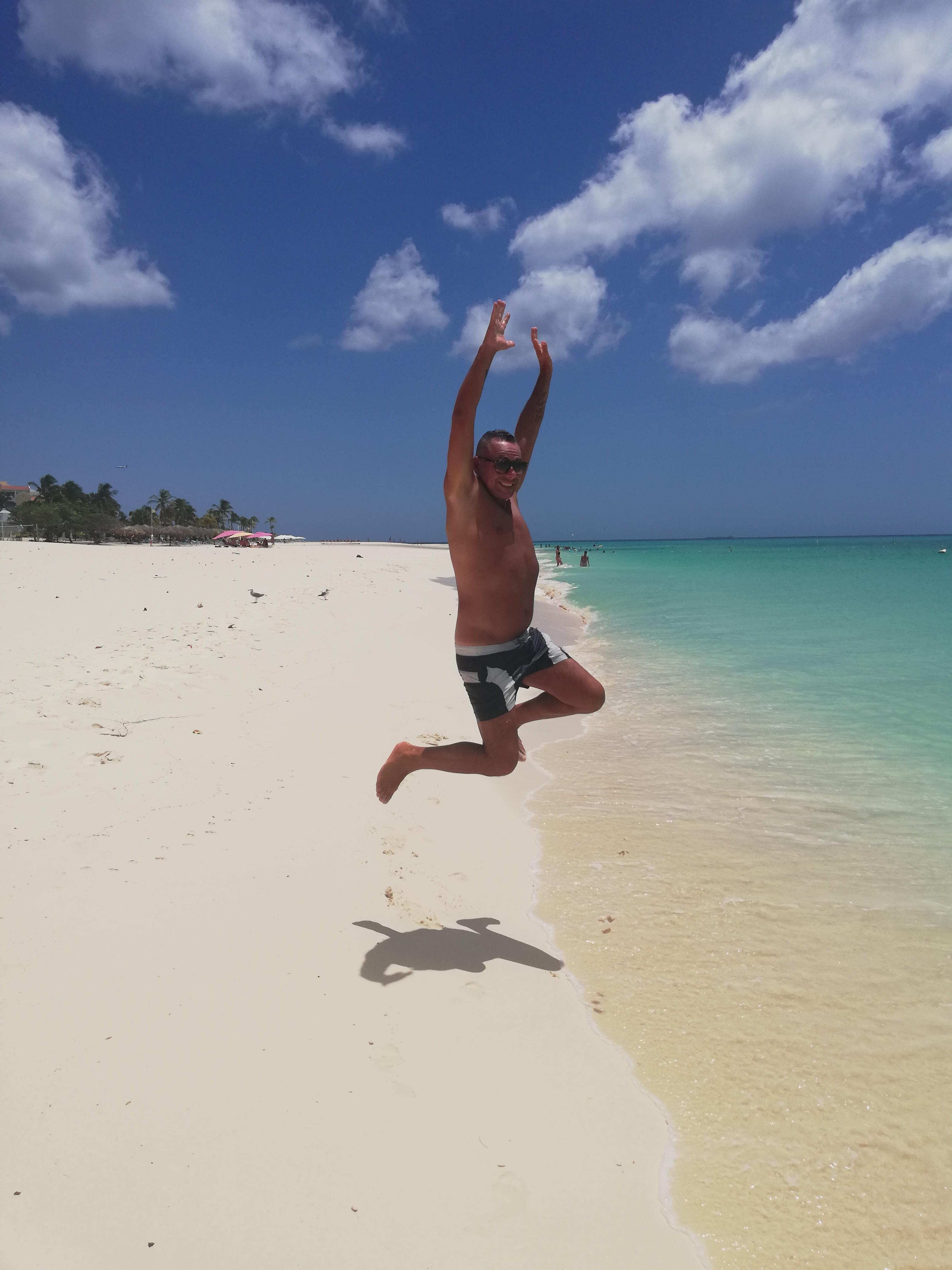 SPIAGGE DI ARUBA, UN SALTO A EAGLE BEACH