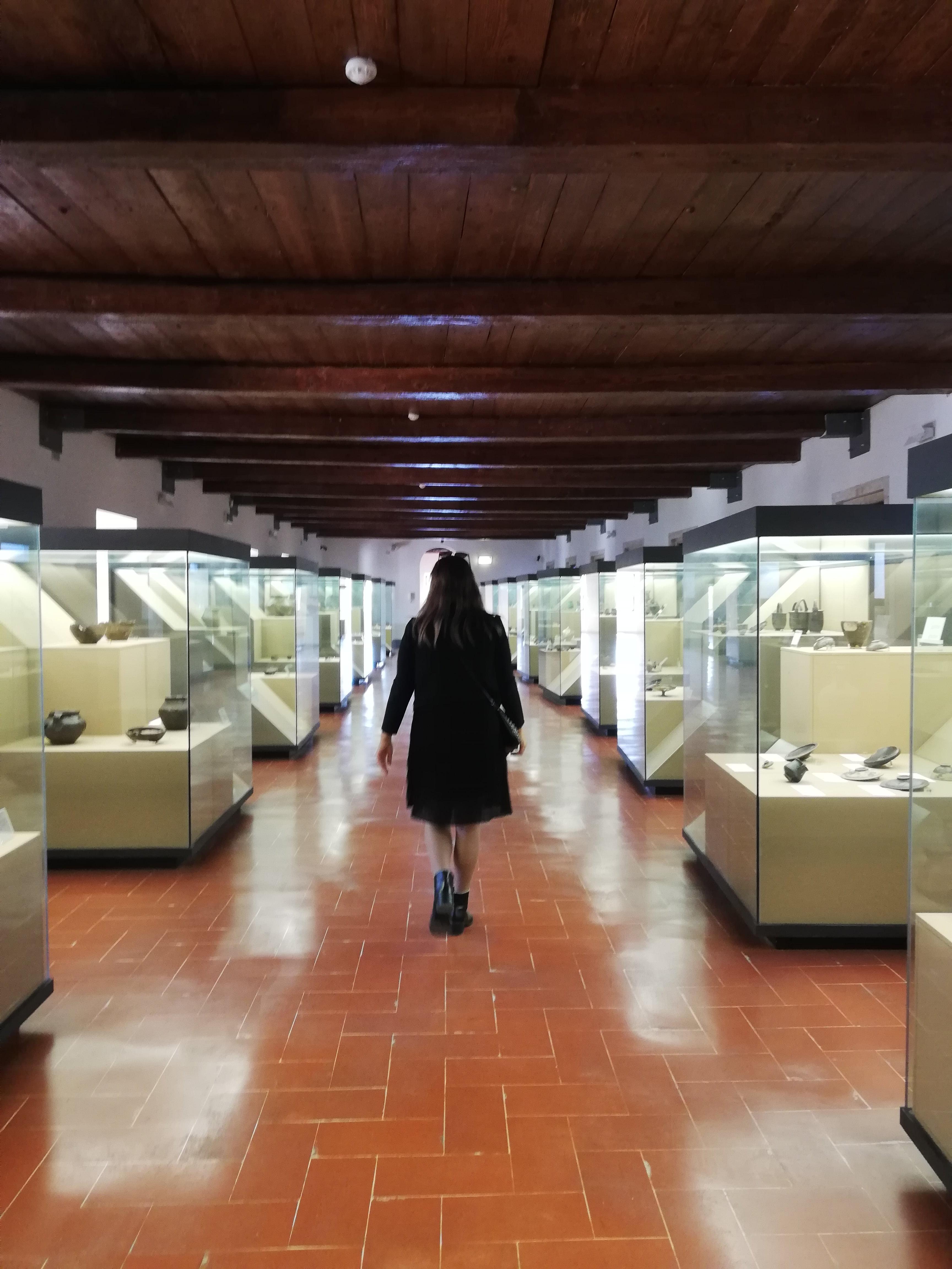 cosa vedere a Spoleto,  museo archeologico