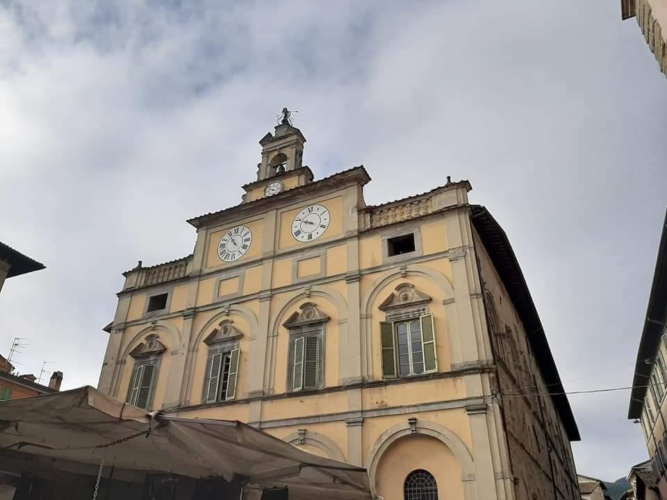 Città di Castello cosa vedere, Palazzo dei Podestà