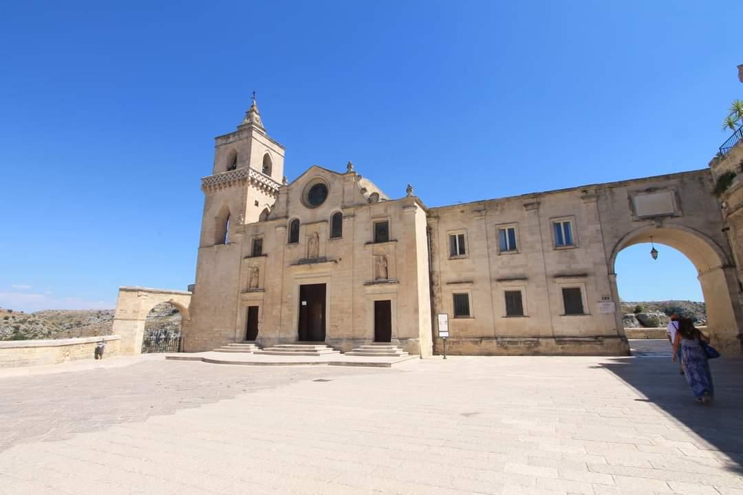 sassi di matera cosa vedere chiesa di san pietro caveoso
