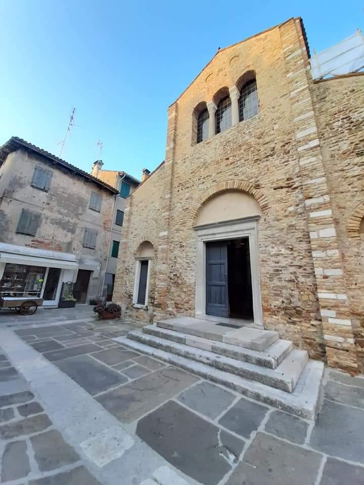 ISOLA DI GRADO, Basilica di Santa Maria delle Grazie