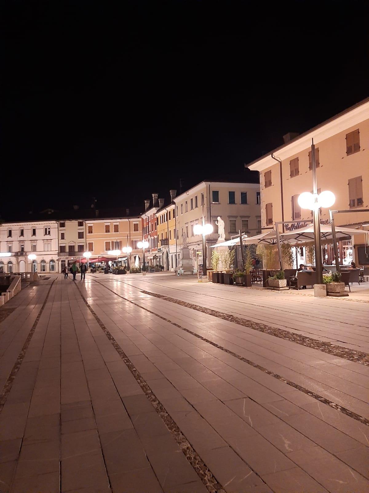 Palmanova cosa vedere Piazza Grande