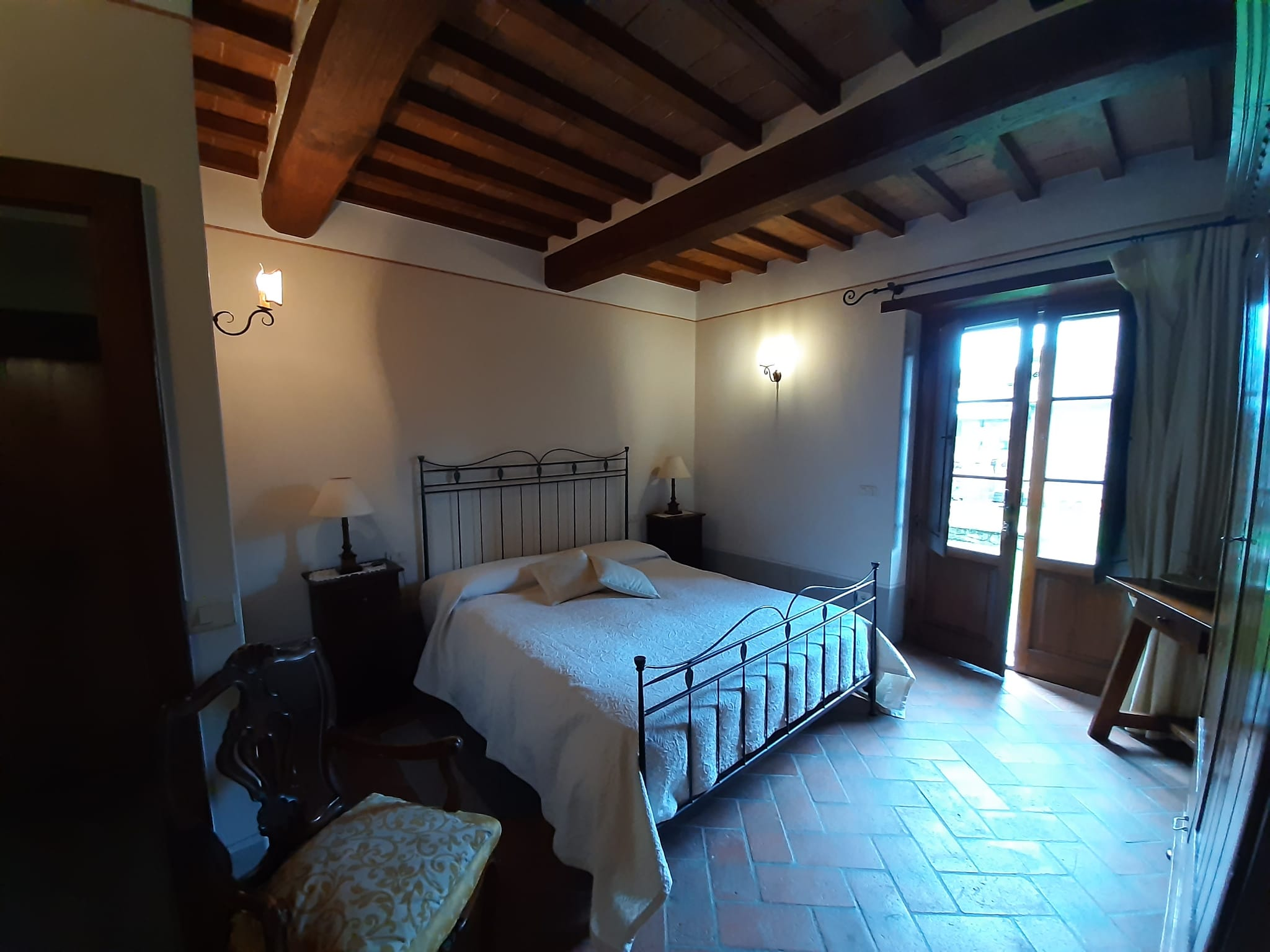 HOTEL A CORTONA, I PAGLIAI