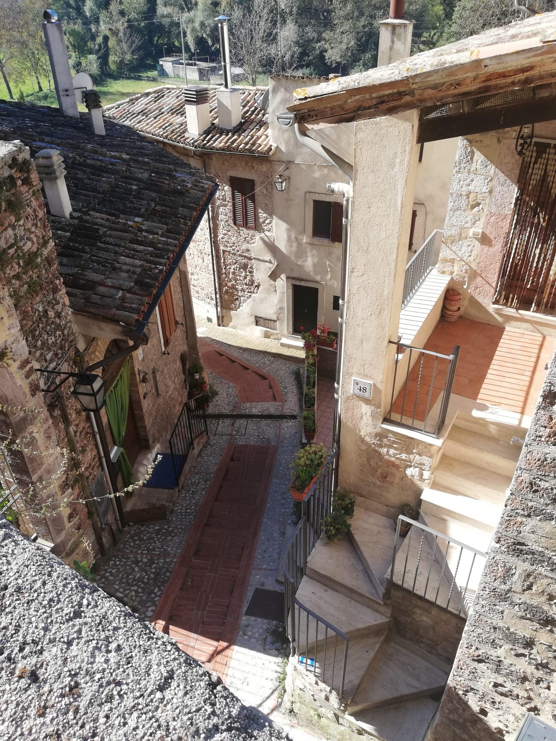 I borghi più belli dell'Umbria - SCHEGGINO