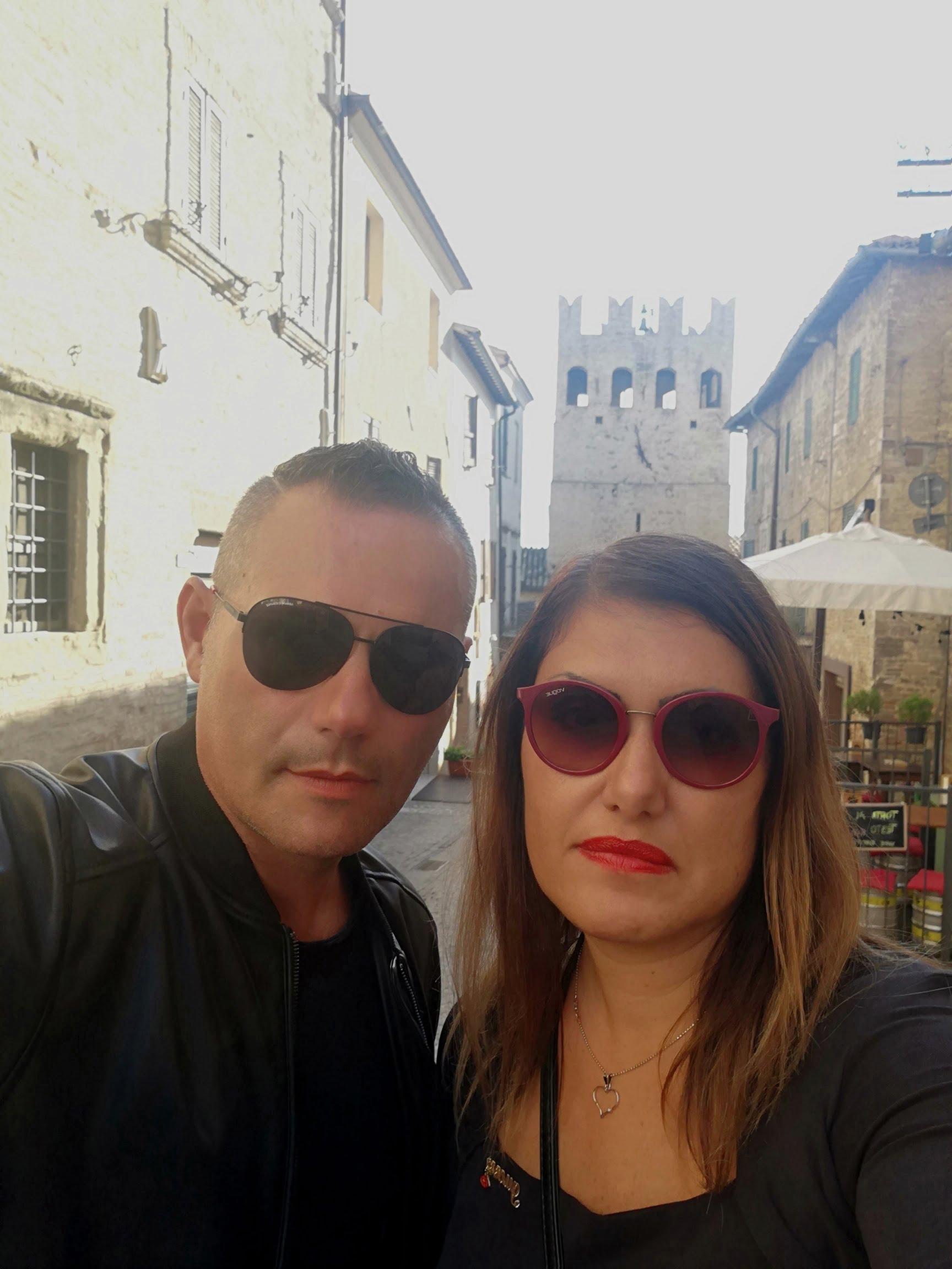 I borghi più belli dell'Umbria -MONTEFALCO