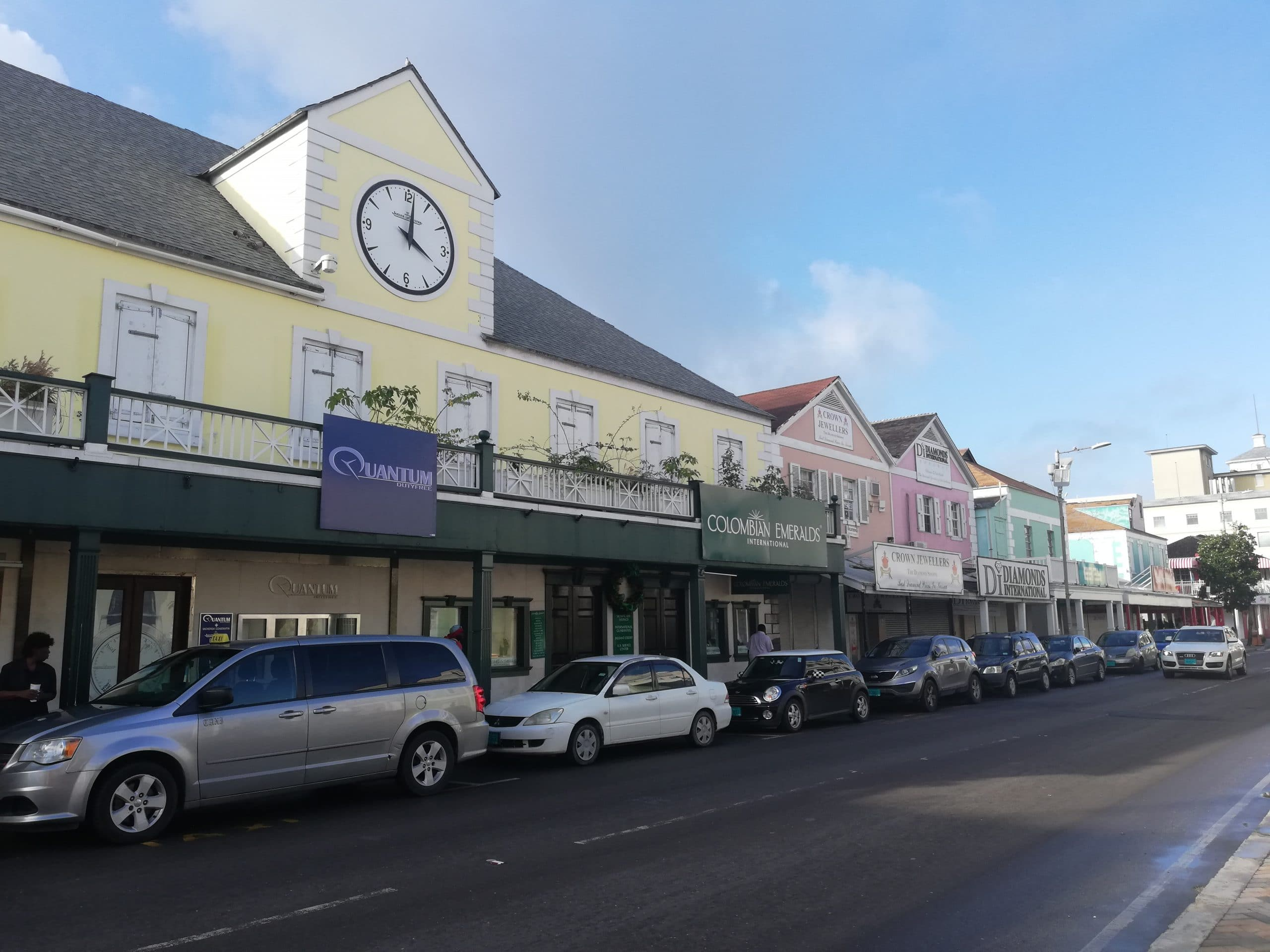 COSA VEDERE A NASSAU bay street