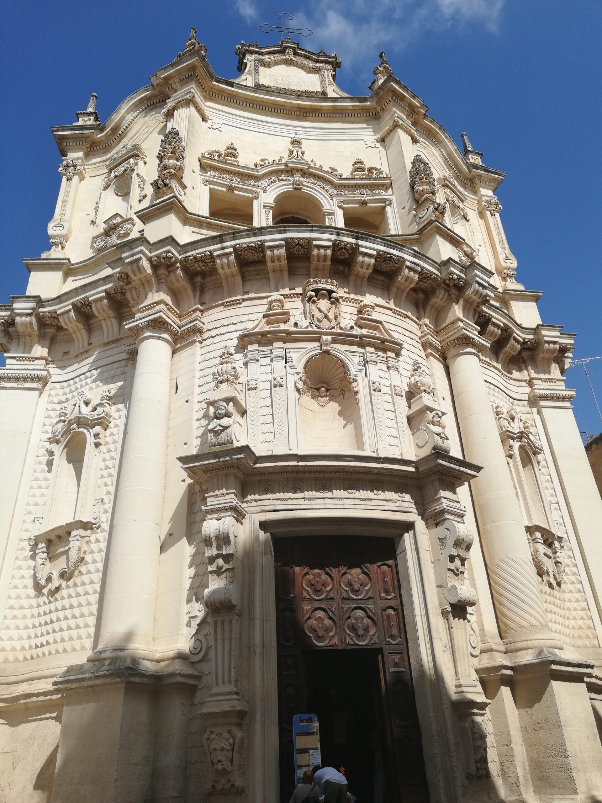 San Matteo, chiesa barocca in Puglia