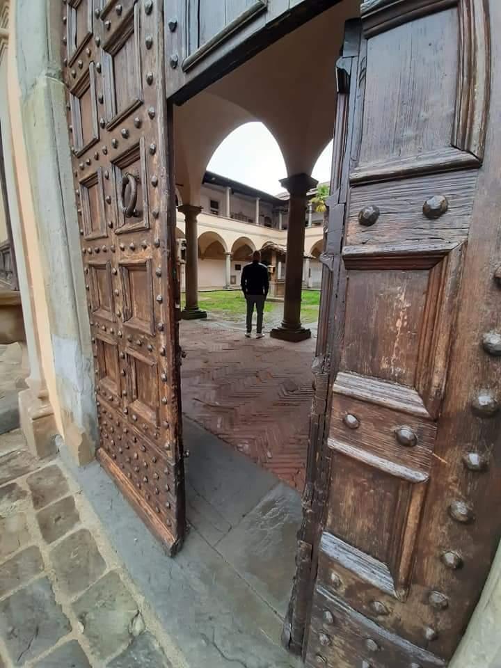 Castiglion Fiorentino cosa vedere, Chiesa e chiostro di San Francesco