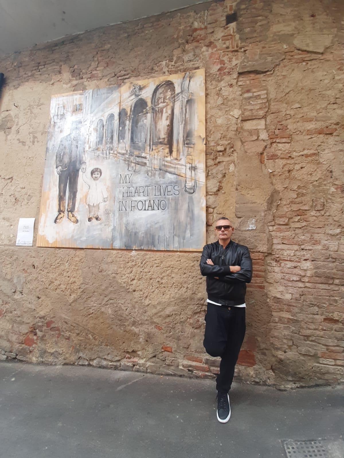 FOIANO DELLA CHIANA STREET ART, MURALES